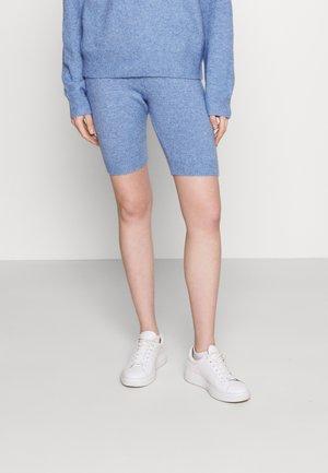 LONGLINE - Shorts - blue
