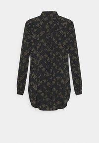 b.young - BYJOSA LONG - Button-down blouse - black - 6