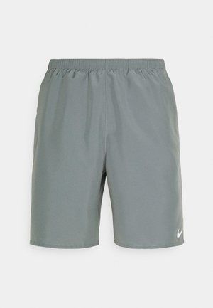 RUN SHORT - Korte sportsbukser - smoke grey
