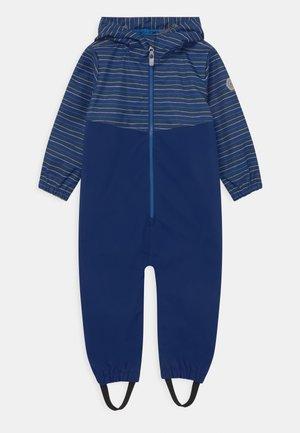 JOYLILY UNISEX - Lyžařská kombinéza - neon blue