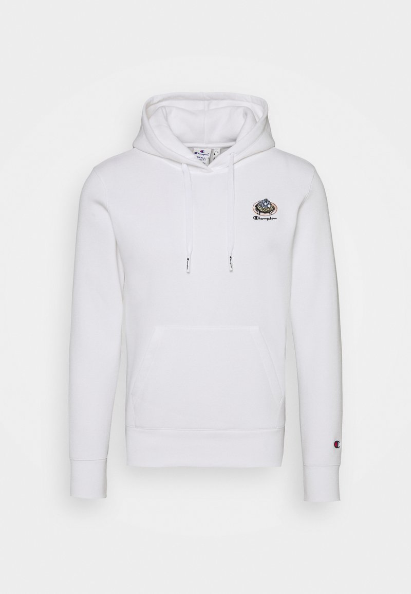 Champion Rochester - HOODED UNISEX - Hoodie - white