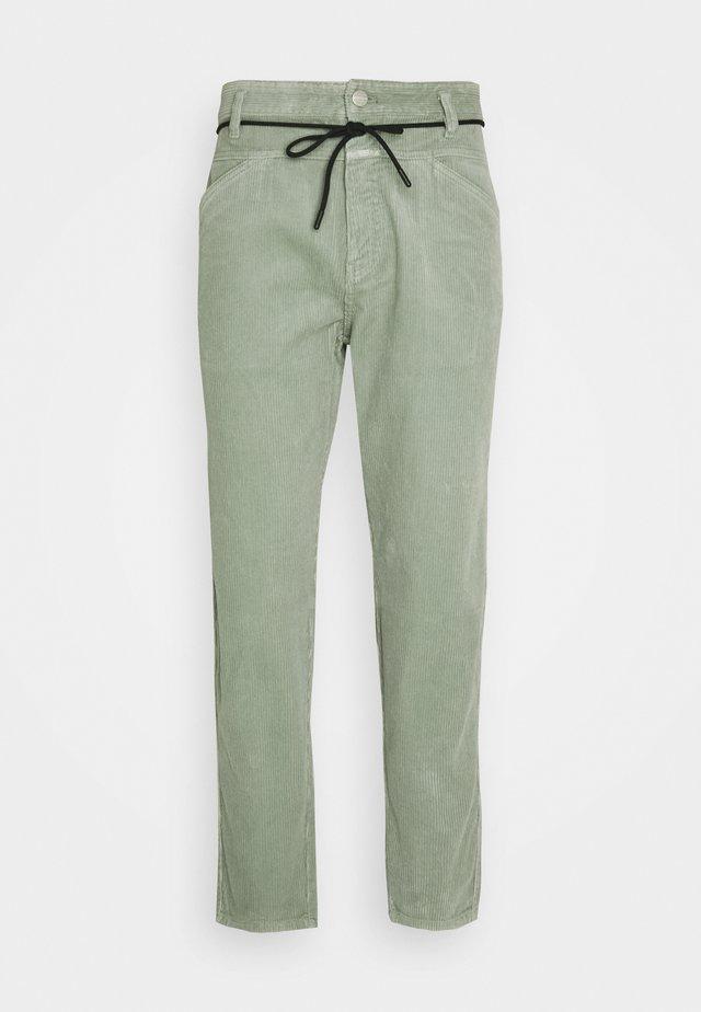 X-LENT  - Pantalon classique - celadon green