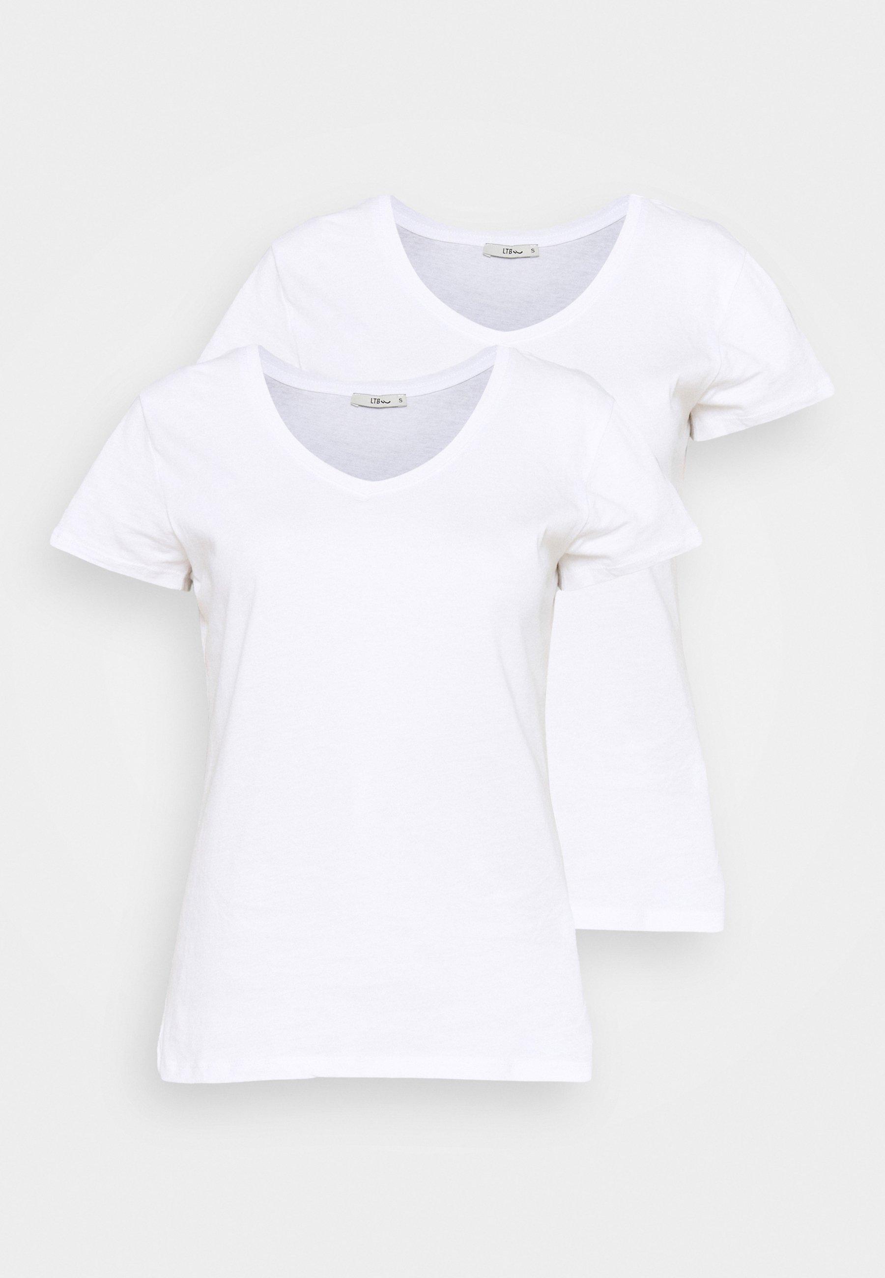 Women FASOMA2 PACK - Basic T-shirt