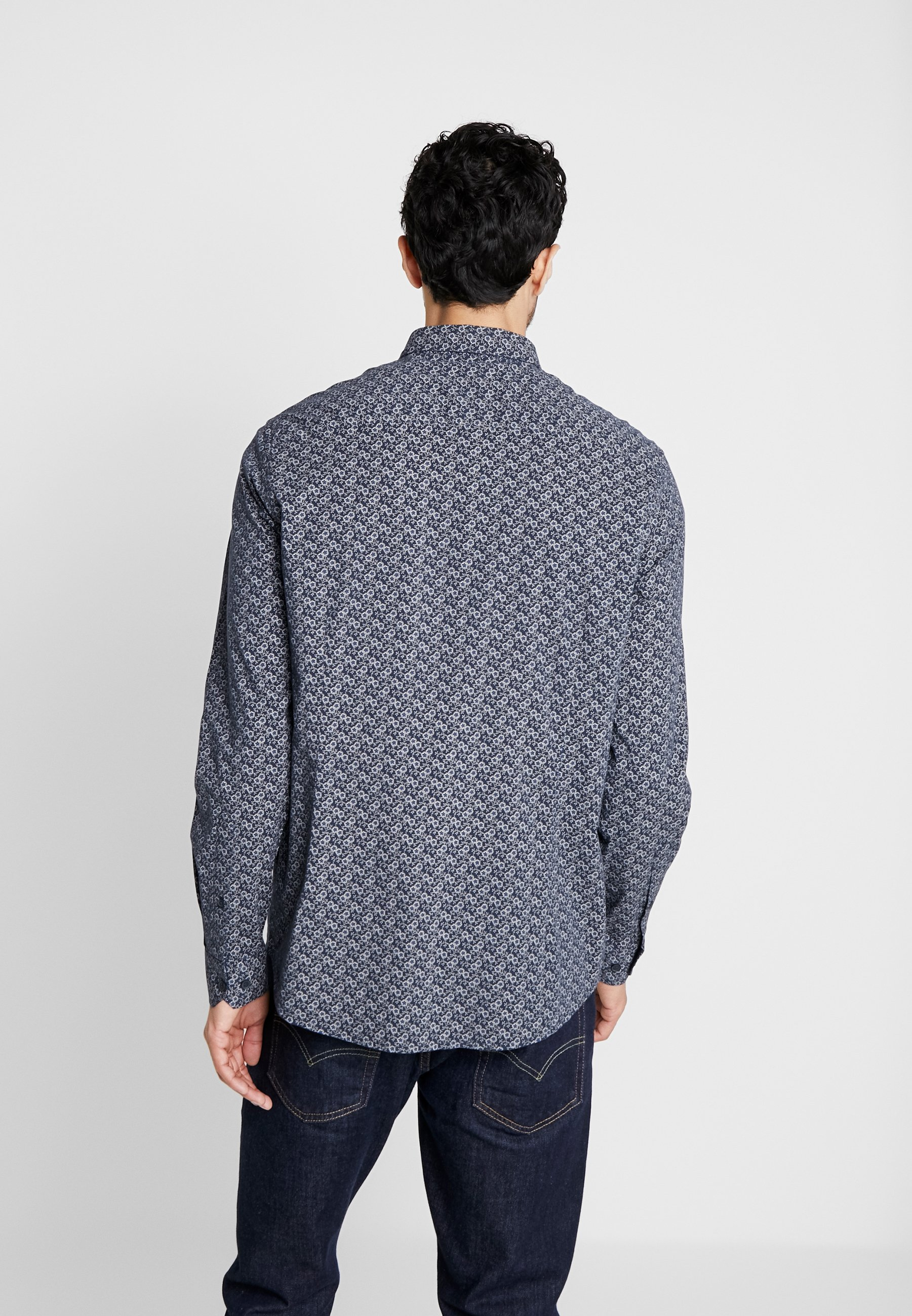 Solid SHIRT TYLER MICRO - Skjorte - insignia