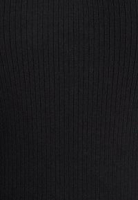 Dr.Denim Tall - ELLY DRESS - Jumper dress - black - 2