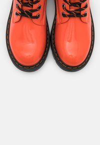 Dockers by Gerli - Lace-up ankle boots - orange - 5