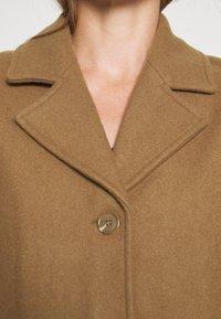 Karen by Simonsen - Klasický kabát - brown sugar - 5