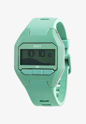 SLIMTIDE - TIDEN-UHR FÜR FRAUEN - Smartwatch - aqua