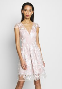Chi Chi London - AUBRIE DRESS - Cocktail dress / Party dress - mink - 0