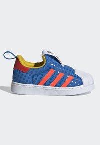 adidas Originals - ADIDAS ORIGINALS ADIDAS X LEGO - SUPERSTAR 360 - Baskets basses - blue/orange/yellow - 6
