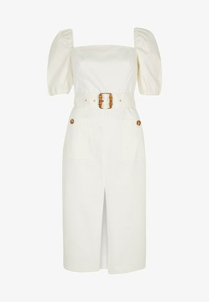 BARDOT - Day dress - white