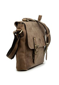 Klondike 1896 - BILL - Across body bag - mittelbraun - 4