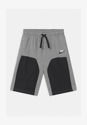 AIR - Tracksuit bottoms - grey heather/black