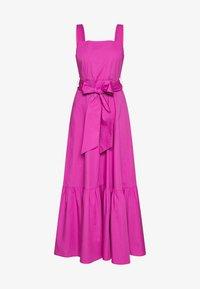 IVY & OAK - STRAP DRESS ANKLE LENGTH - Vestido informal - super pink - 6