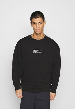 BARCODE GRAPHIC  - Sudadera - black