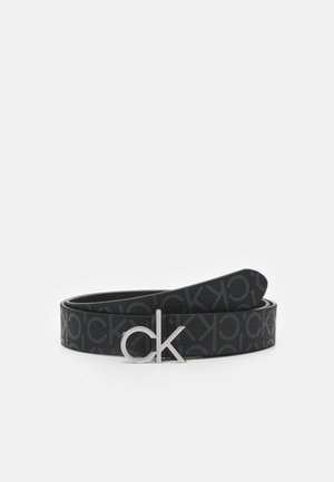 LOGO BELT MONO - Belt - black