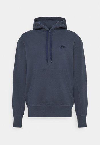 HOODIE CLASSIC - Sweatshirt - thunder blue/midnight navy