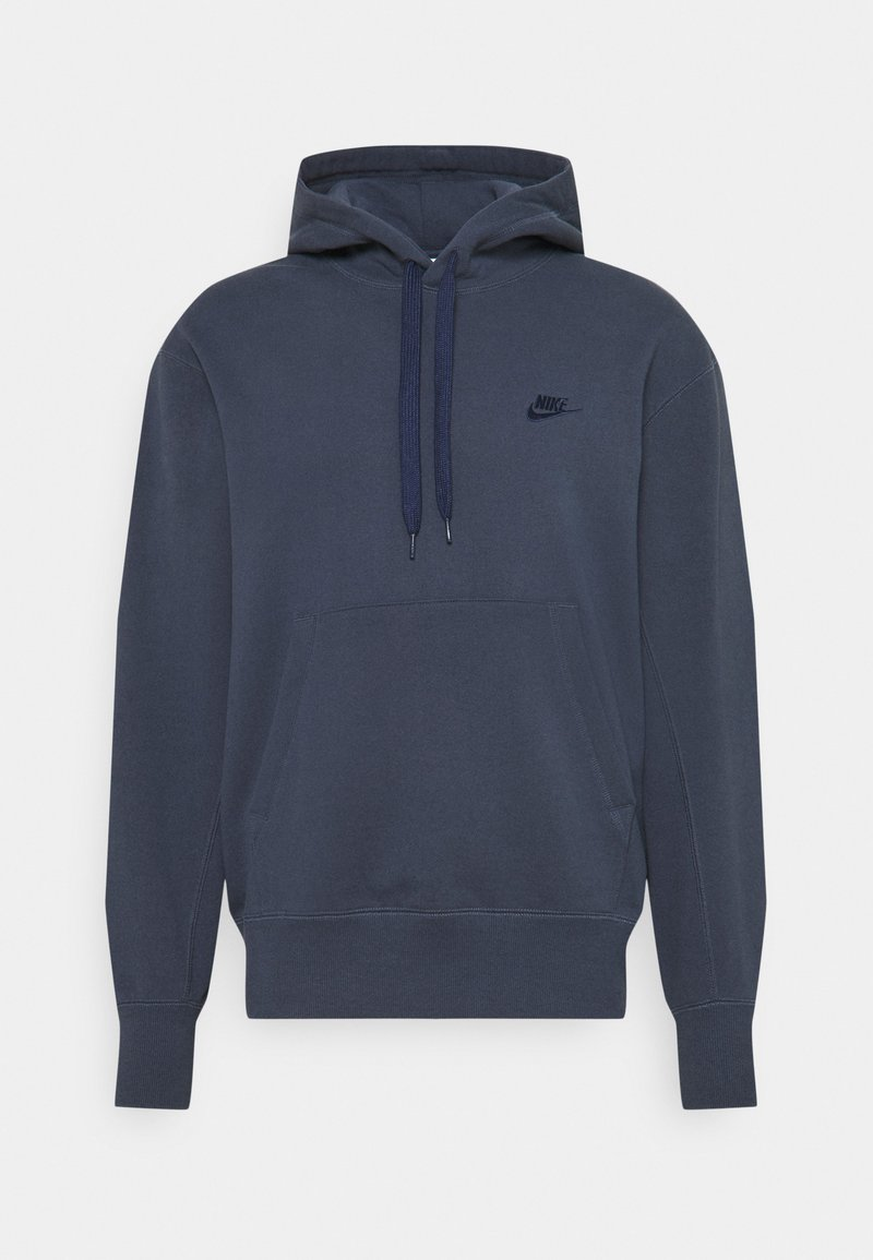 Nike Sportswear - HOODIE CLASSIC - Sweatshirt - thunder blue/midnight navy
