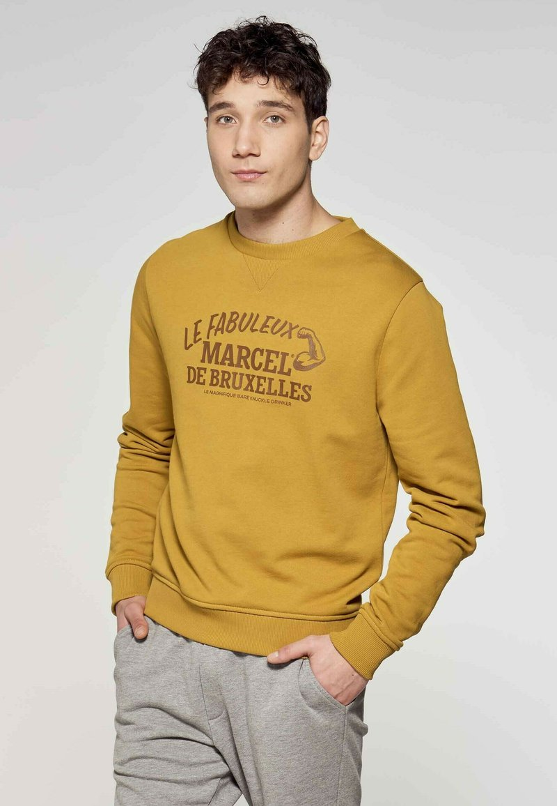 MDB IMPECCABLE - Sweatshirt - ochre