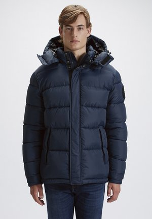 VALPARAISO  - Winter jacket - navy blue