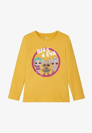 L.O.L. DOLL - Long sleeved top - spicy mustard