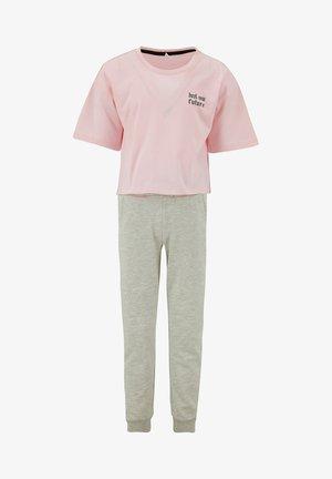 Verryttelypuku - pink
