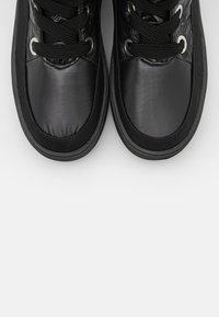 TOM TAILOR - Winter boots - black - 5