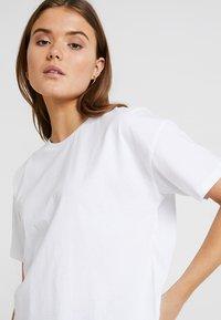 Even&Odd - 2 PACK - Basic T-shirt - white/black - 5