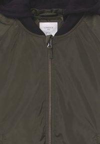 Lindex - Winter jacket - khaki green - 3