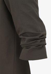 Pieces Curve - PCBOSS  - Blazer - black olive - 2