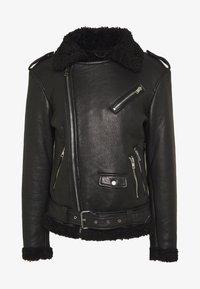 Be Edgy - KILIAN - Leather jacket - black - 5