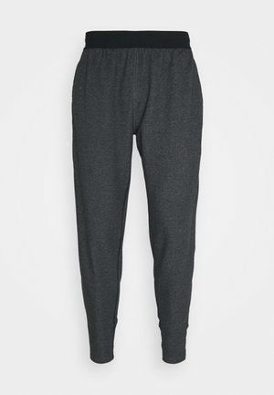 DRY PANT RESTORE - Tracksuit bottoms - black