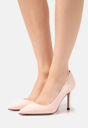 INES - Zapatos altos - light pastel pink