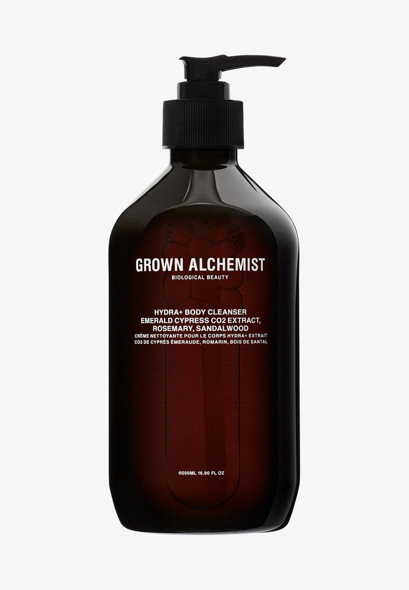 Grown Alchemist - HYDRA+ BODY CLEANSER EMERALD CYPRESS CO2 EXTRACT, ROSEMARY, SANDALWOOD - Docciaschiuma - -