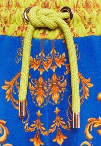 Carlo Colucci - Teplákové kalhoty - blue - 2