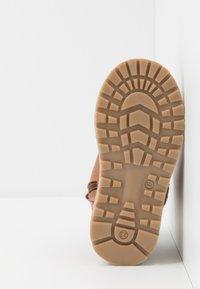 Steiff Shoes - ROBBIN - Bottines à lacets - brown - 5
