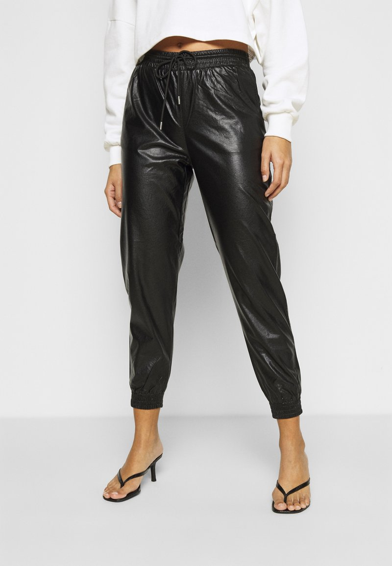 ONLY Petite - ONLMADY-CALLEE  - Trousers - black