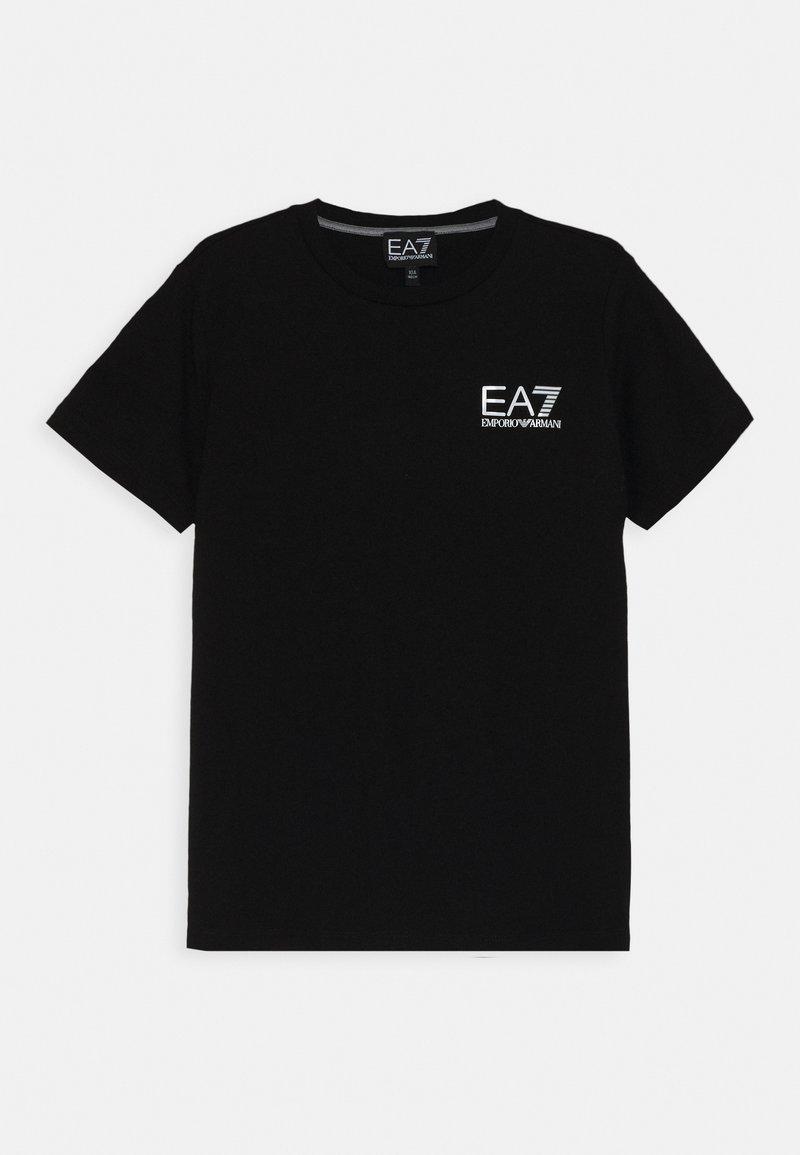 Emporio Armani - EA7 - Print T-shirt - black