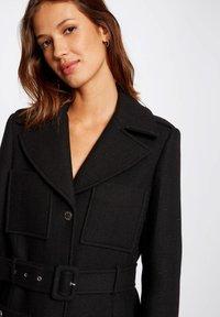 Morgan - Classic coat - black - 3