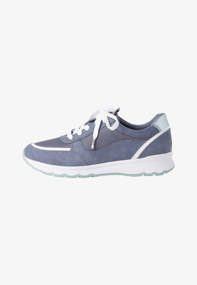 Sneakers basse - denim