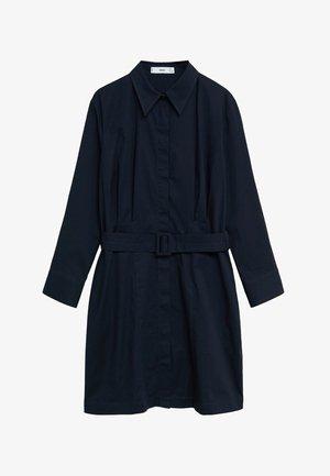 MEXI - Shirt dress - námořnická modrá