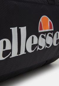 Ellesse - TOFFAN BARREL BAG - Sports bag - black - 3