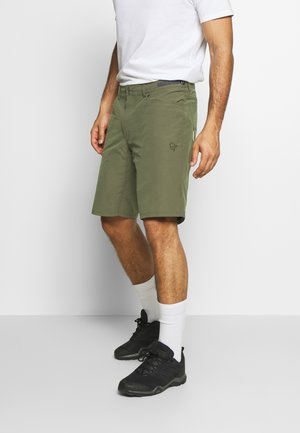 SVALBARD LIGHT - Shorts outdoor - slate grey