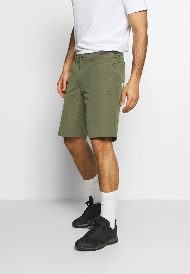 SVALBARD LIGHT - Outdoor shorts - slate grey
