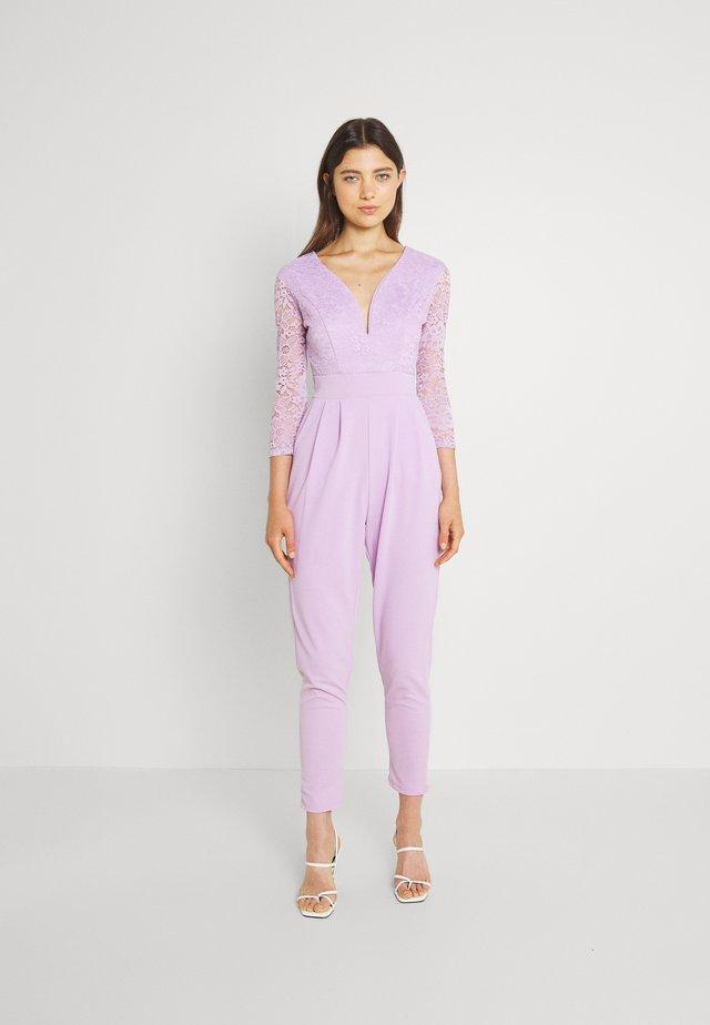 LEE  - Jumpsuit - lilac