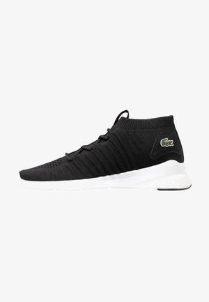 LIGHT FIT FLEX  - Sneakersy wysokie - black/white