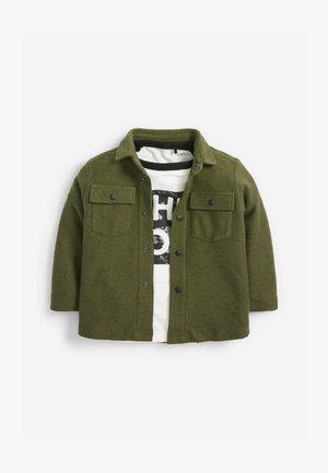 SET - Shirt - green