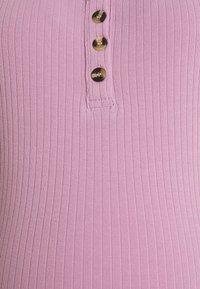 Cotton On - MATERNITY HENLEY MAXI DRESS - Maxi dress - soft mauve - 2