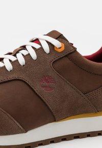 Timberland - MIAMI COAST - Sneakers - medium brown - 5
