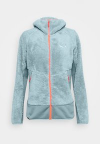 Salewa - TOGNAZZA - Fleece jacket - blue fog melange - 4